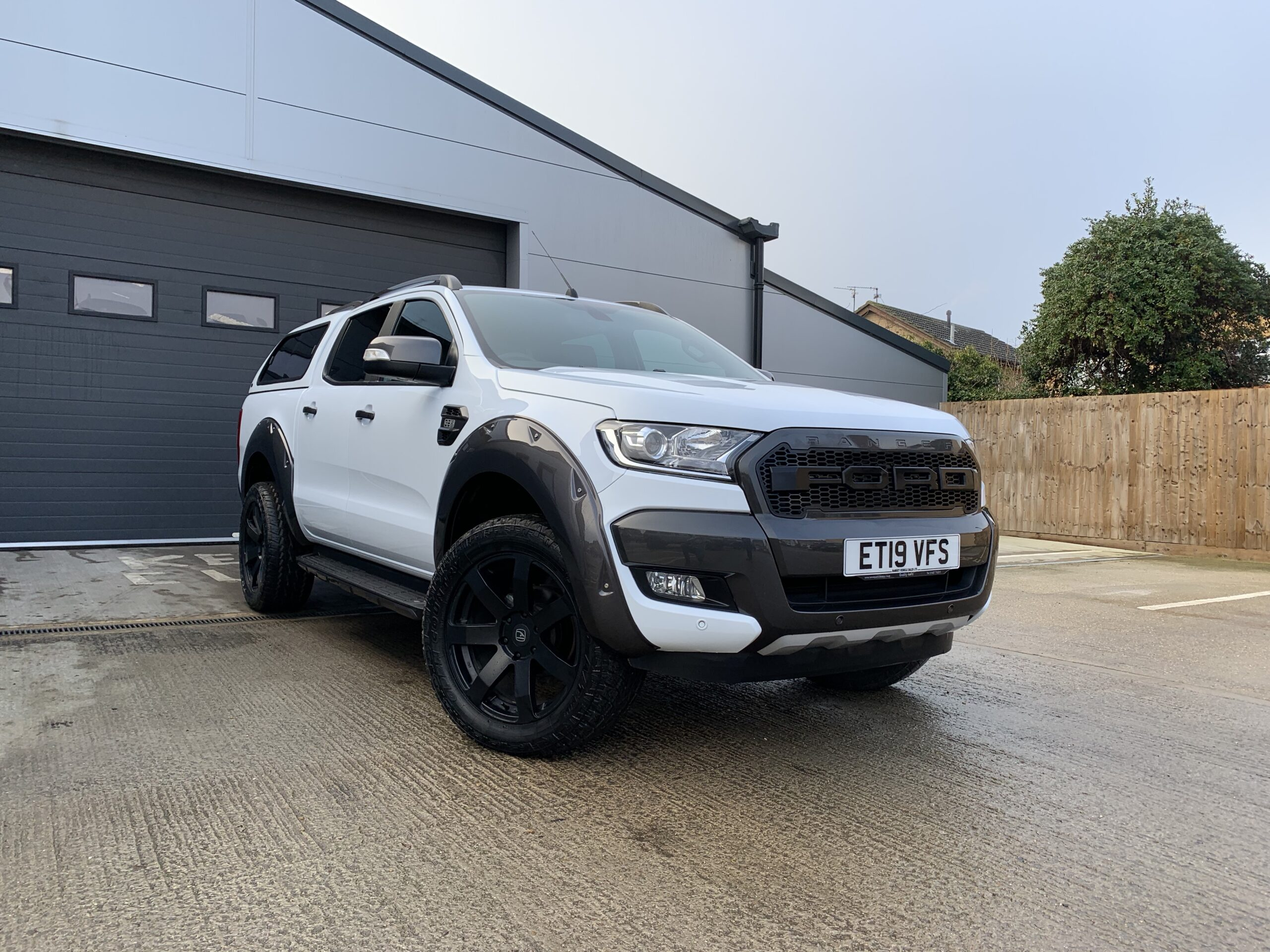 ford ranger wildtrak auto